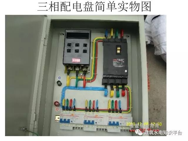 电工知识基础讲解基本照明电路及家用电路安装,值得