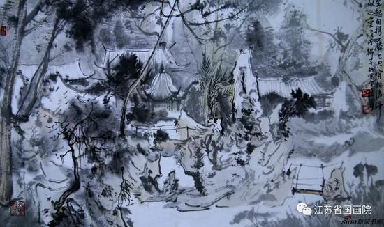 展览预告|2019江苏国画院迎新年中国画书法作品展