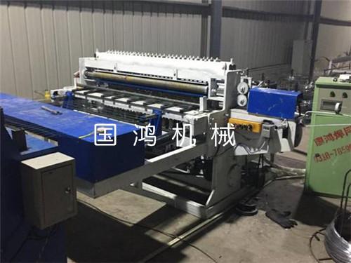 常山养殖网排焊机焊接平稳