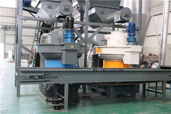 浑源生物质颗粒加工设备制造厂家