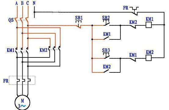 电工知识:这样看电路图,够直观,自锁,互锁一目了然